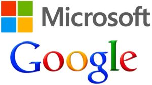 Google-and-Microsoft